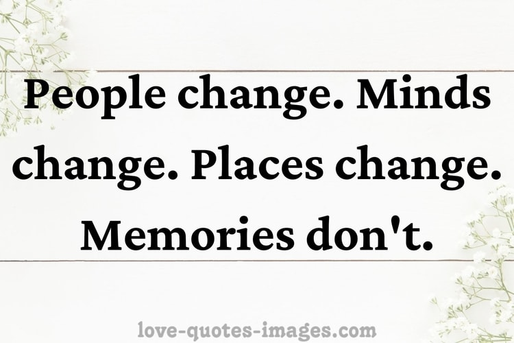 people change quotes