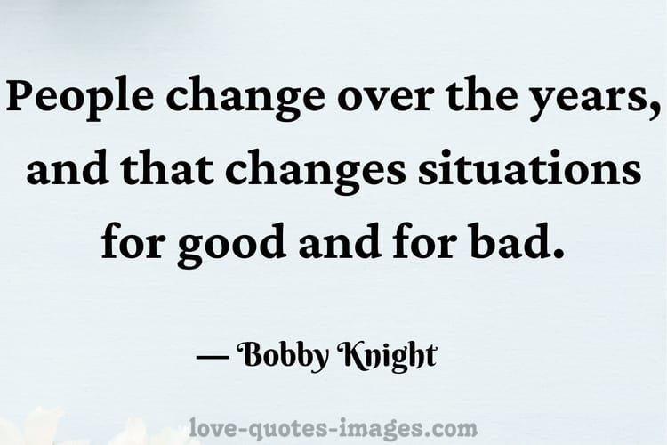 how people change quotes