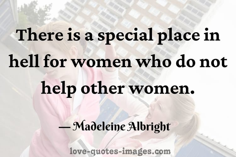 power of a woman quotes