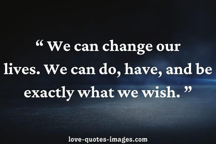 Positive Thoughts Quotes Images About Life