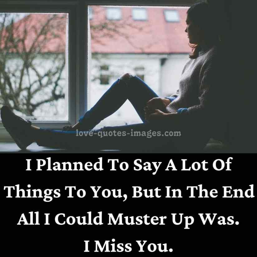 lover miss you status