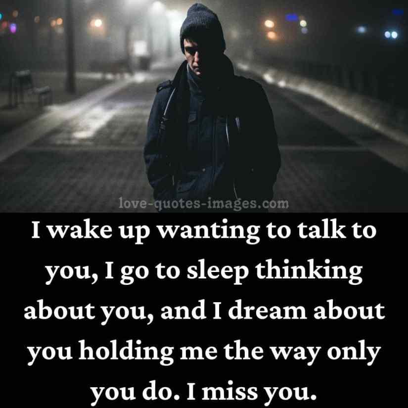 love miss you status