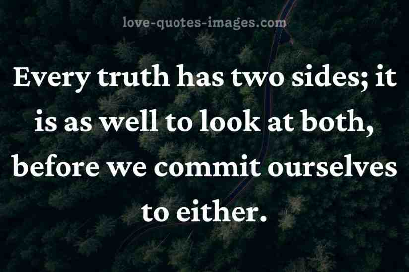 truth of life quotes in english