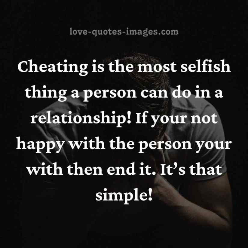 relationship cheating quotes