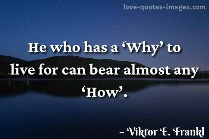 viktor frankl quotes meaning of life