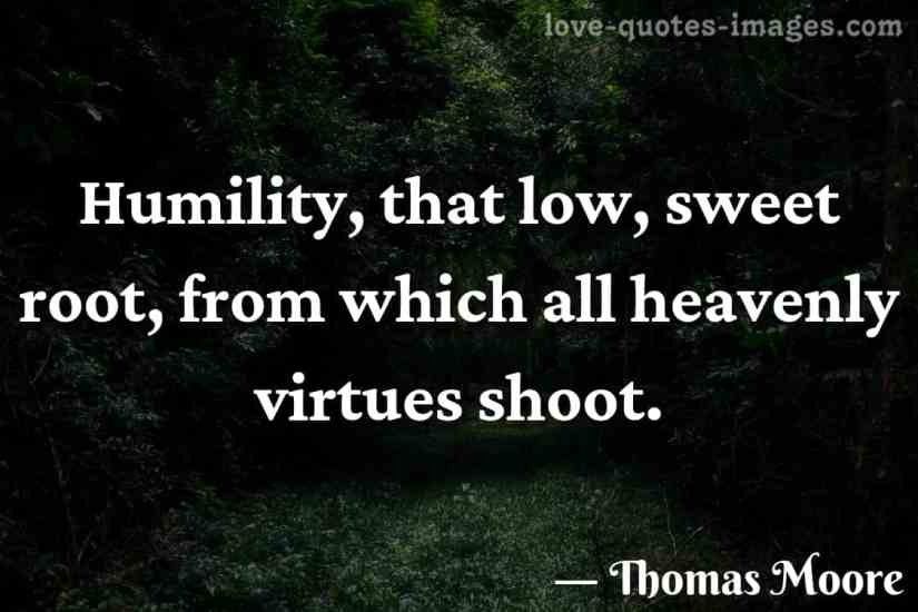 humility quotes from the bible