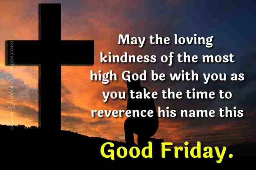 how to wish good friday quotes