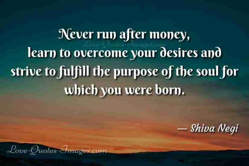 quotes on life purpose