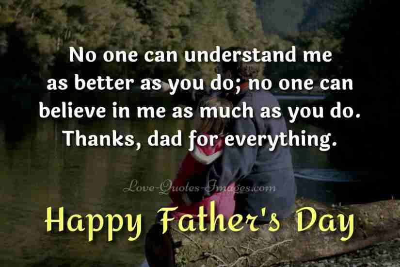 daughter happy fathers day wishes