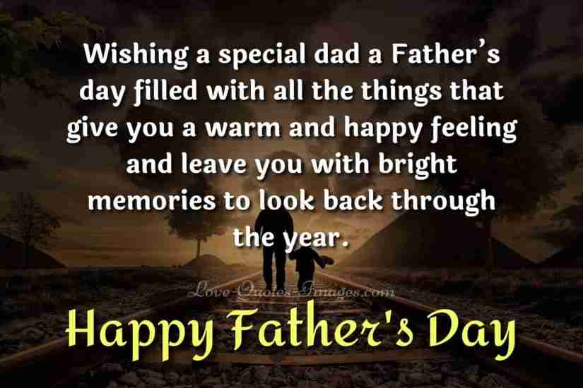 happy fathers day wishes messages