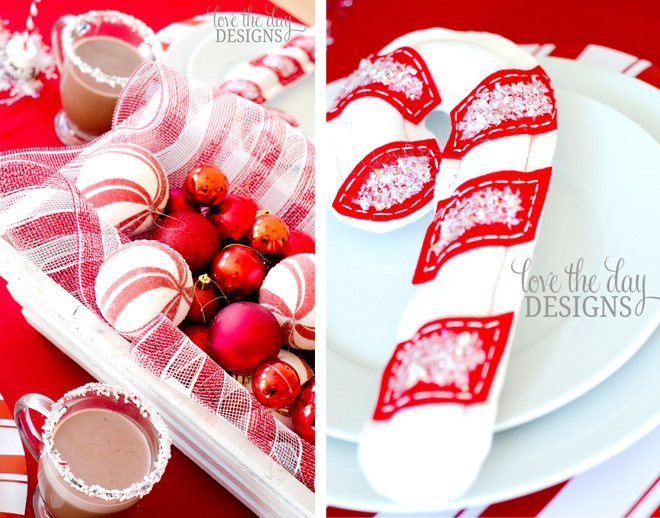 Peppermint Party by Love The Day
