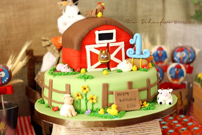 Farm Party Ideas & Feature