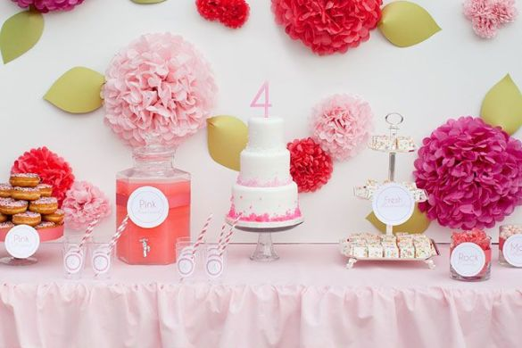 Strawberry Shortcake Party Feature on Love The Day