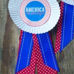 4th of July FREE Printable Patriotic Medallions by Love The Day