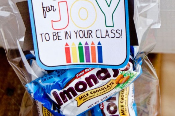Back To School Teacher Gift Idea by Love The Day: Jumping For Joy!