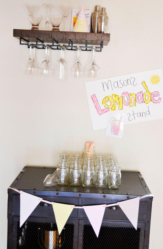 Pink Lemonade Party Feature:: Customer Party