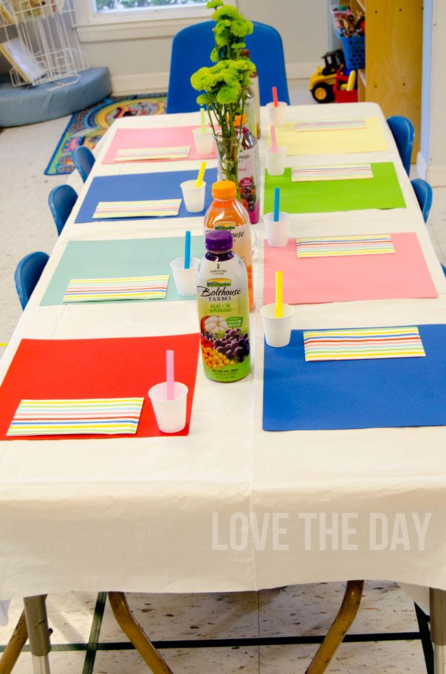 Bolthouse Juice Tasting Party by Love The Day