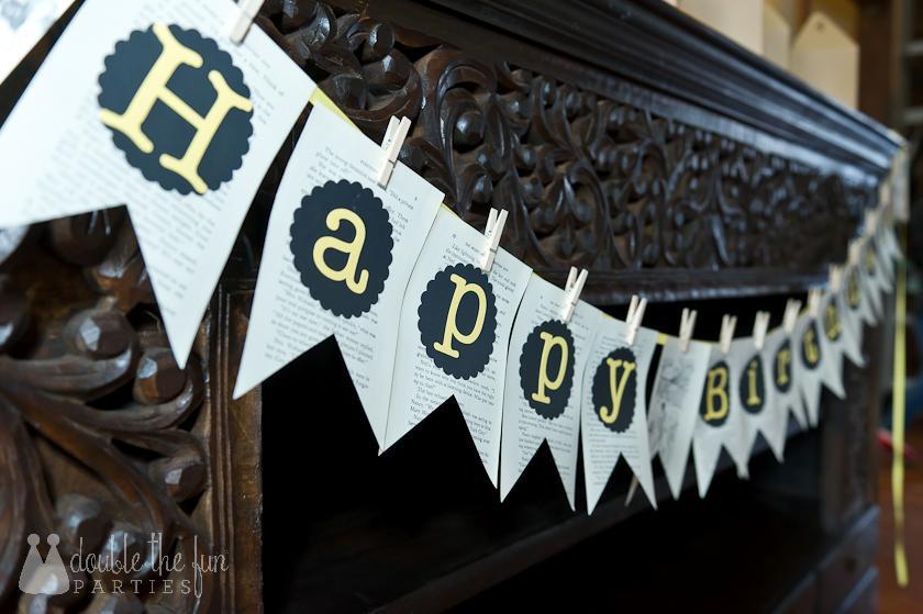 Nancy Drew Decorations:: Nancy Drew Party Week on Love The Day
