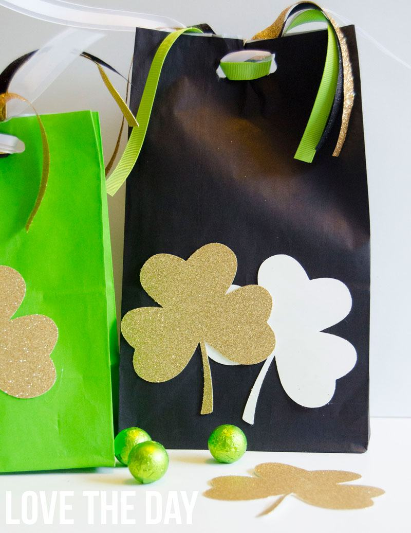 A Green & Black St. Patrick's Day by Love The Day