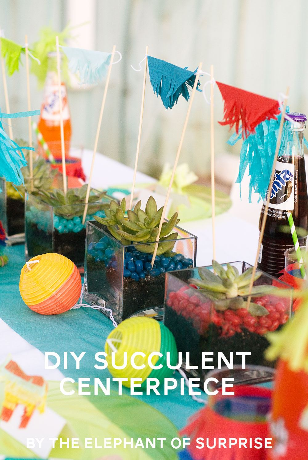 Fiesta Decorations Ideas:: A Blog Hop