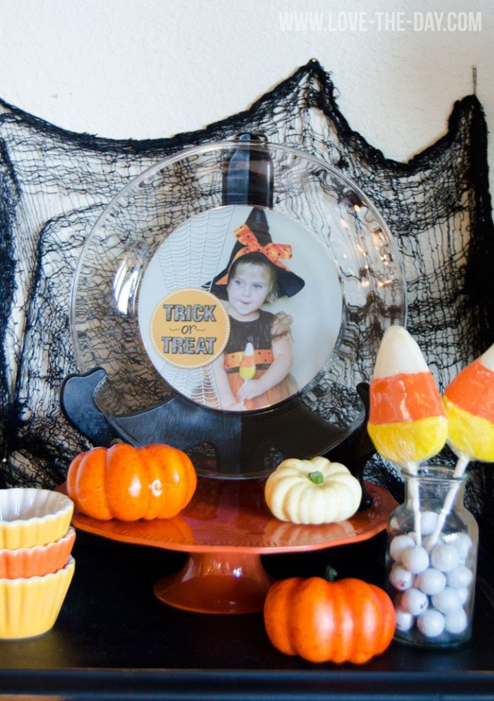 Making Halloween Traditions with Create UR Plate