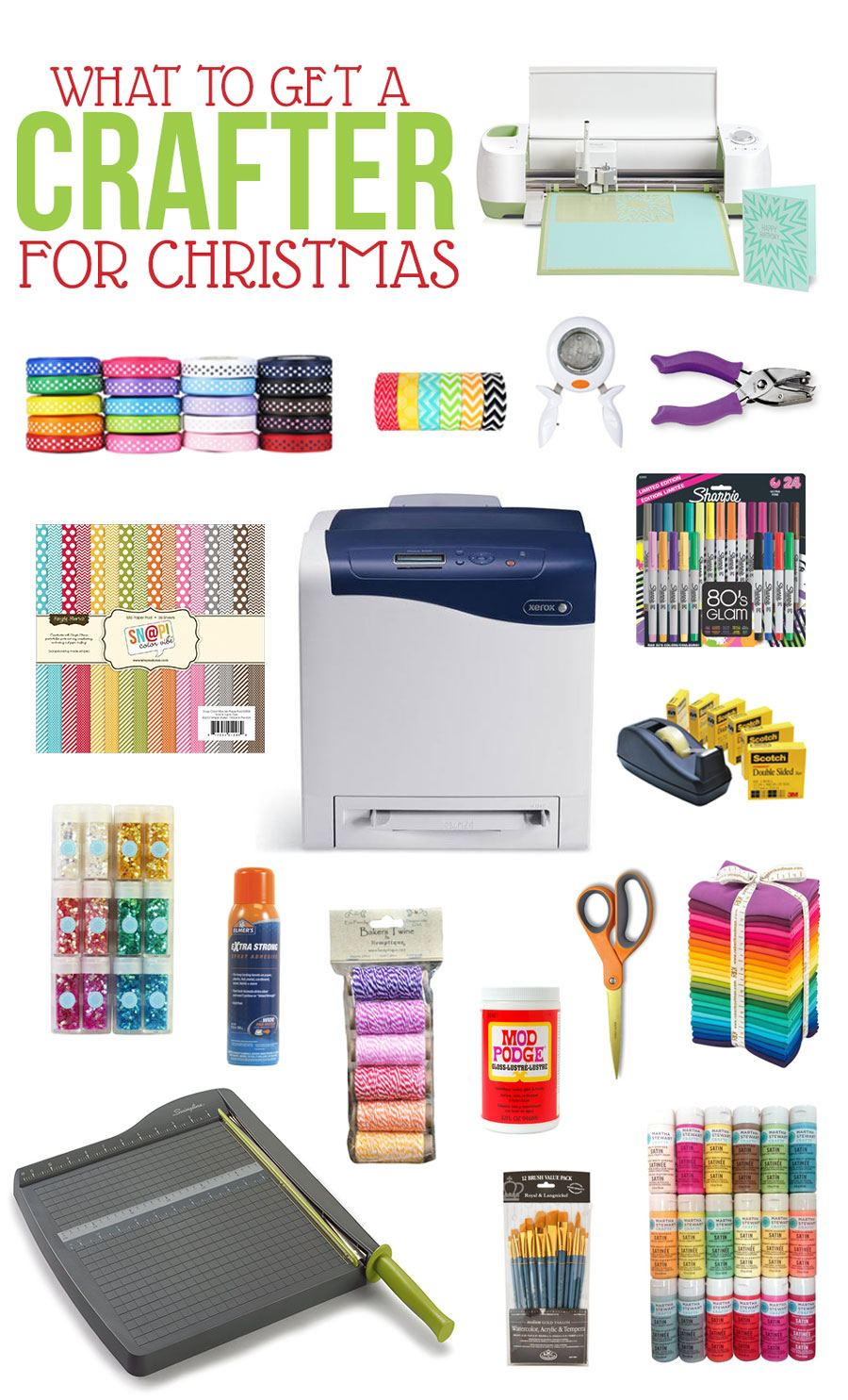 Best Gifts for Crafters 2014