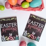 FREE Easter Printable Card by Love The Day