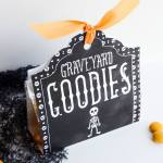 FREE Halloween Tag: Graveyard Goodies by Love The Day