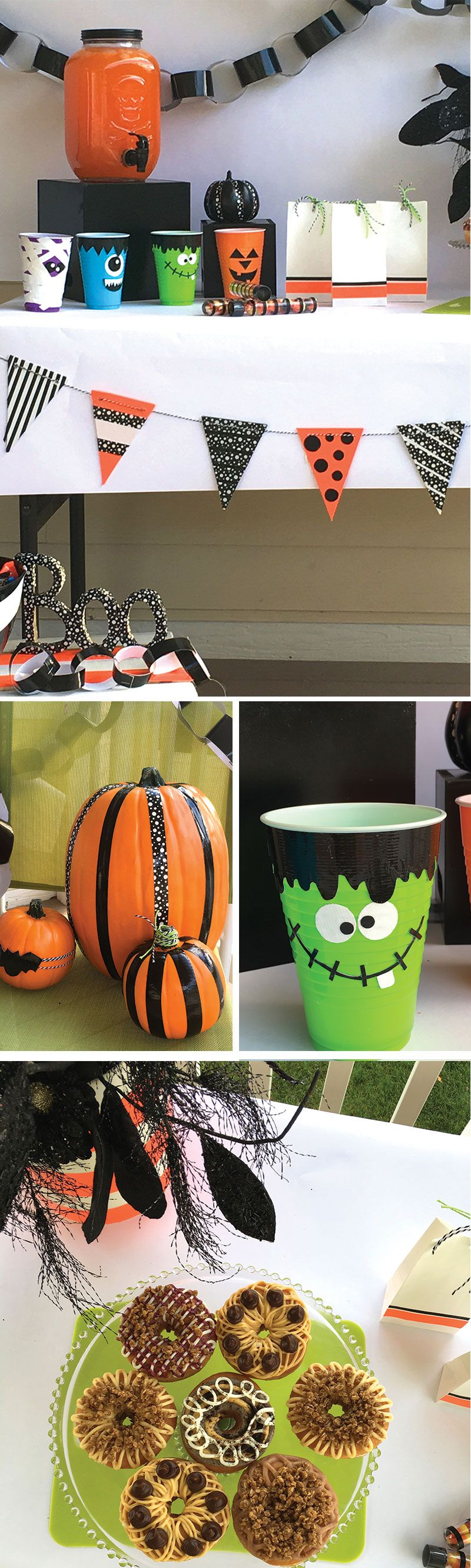 5 Simple Ways to Decorate for your Halloween Party