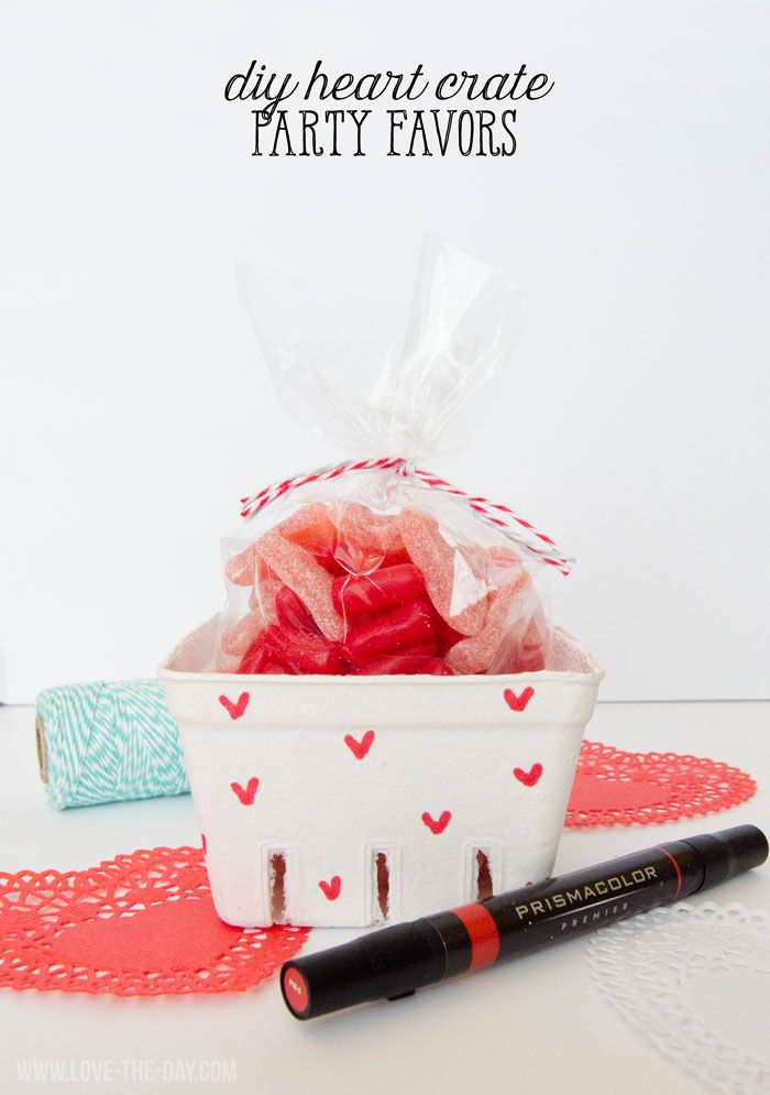 DIY Valentine Box Ideas by Lindi Haws of Love The Day