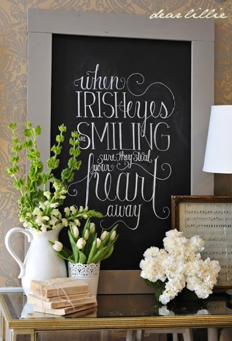 15 Easy DIY St. Paddy's Day Decoration Ideas on Love the