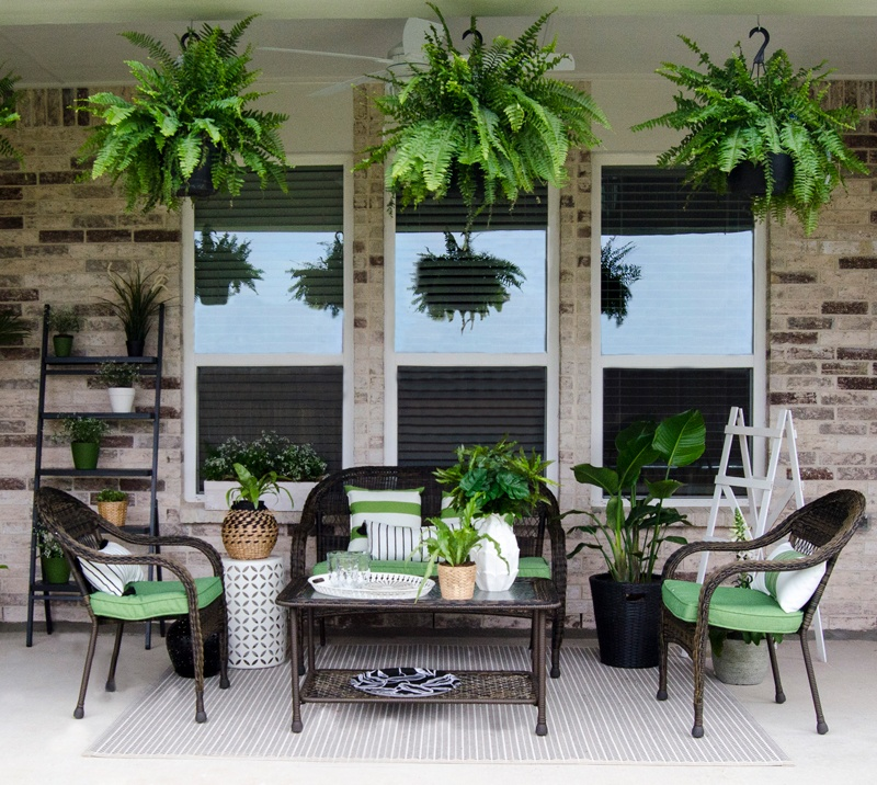 patio inspiration with lowes by lindi