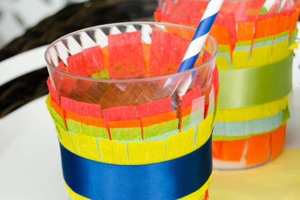 Homemade Cinco De Mayo Decorations by Lindi Haws of Love The Day