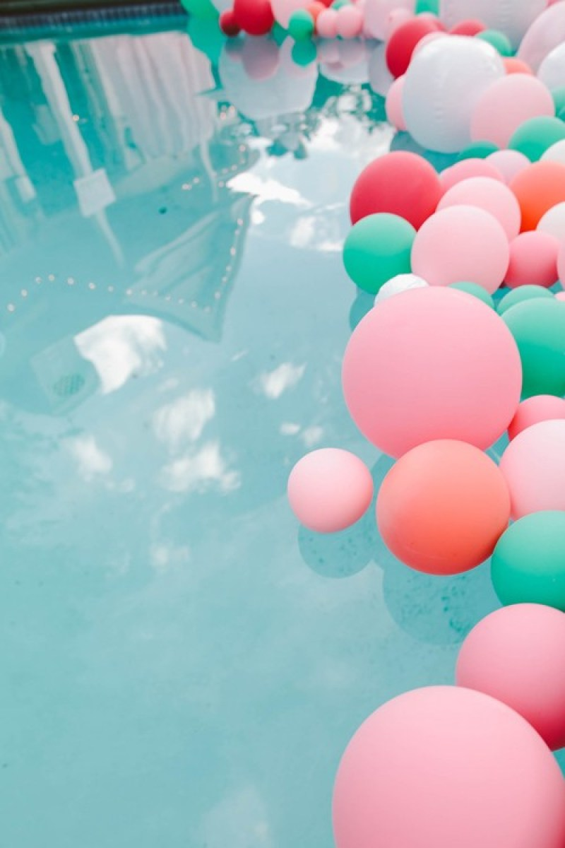 12 Summer Pool Party Ideas on Love the Day