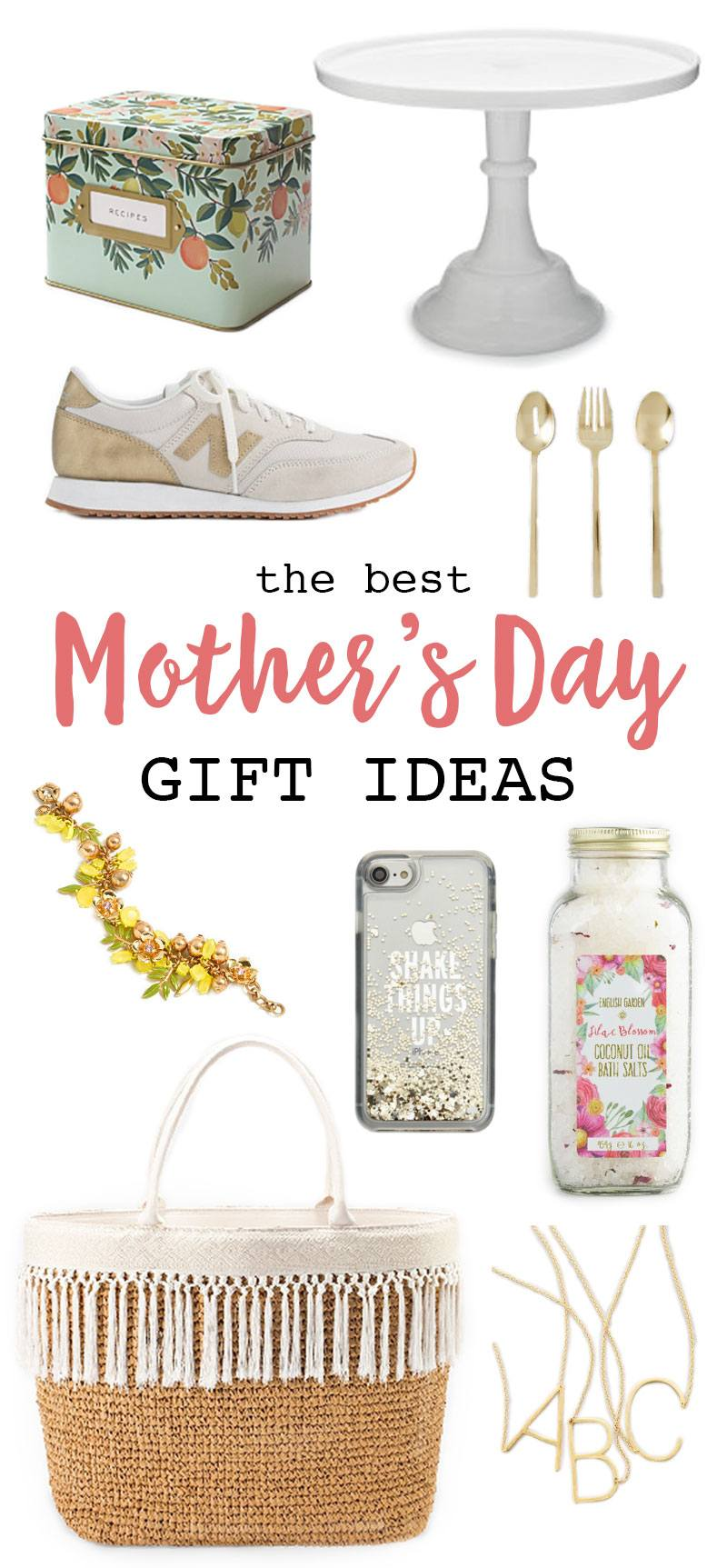 The Best Mother's Day Gift Ideas by Lindi Haws of Love The Day