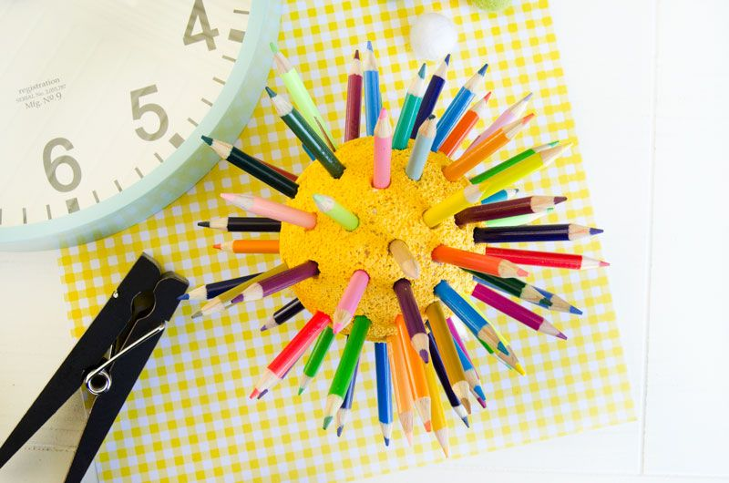 Craft Ideas for Back To School by Lindi Haws of Love The Day