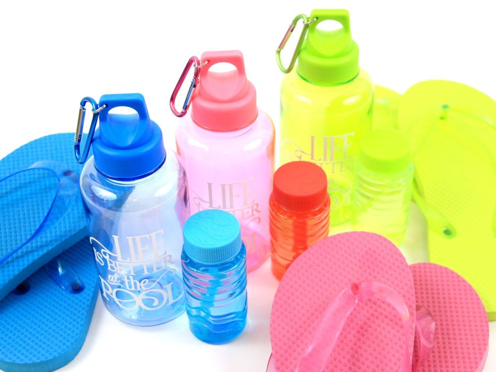 Summer Pool Party Ideas Diy Pool Party Water Bottles