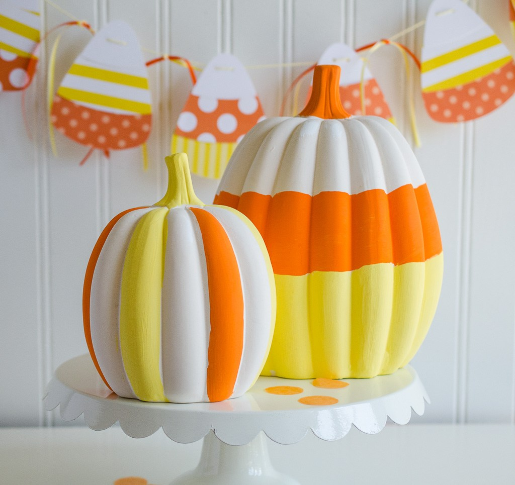 Candy Corn Crafts by Fawn Prints on Love the Day