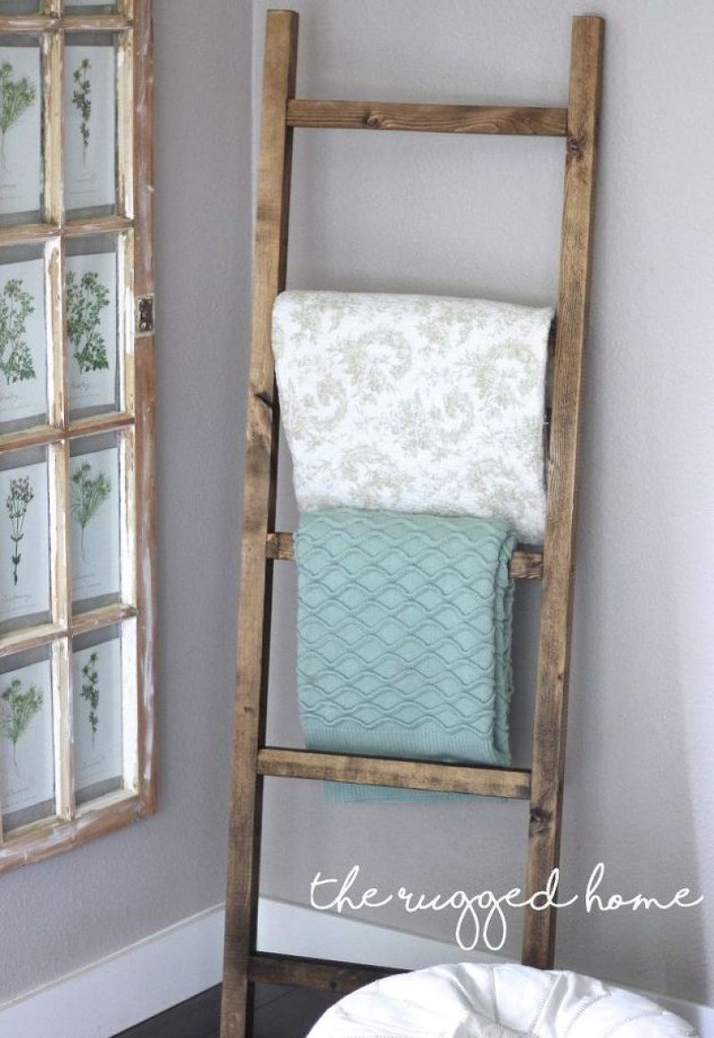 Easy DIY Rustic Decor Ideas for Your Home on Love the Day