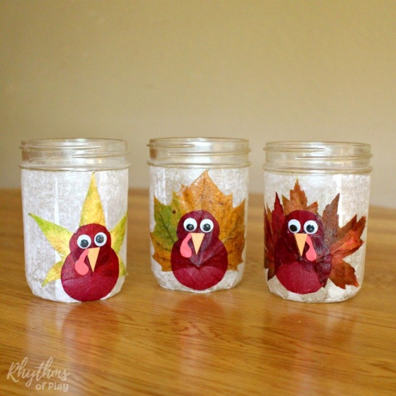 15 DIY Turkey Craft Projects on Love the Day
