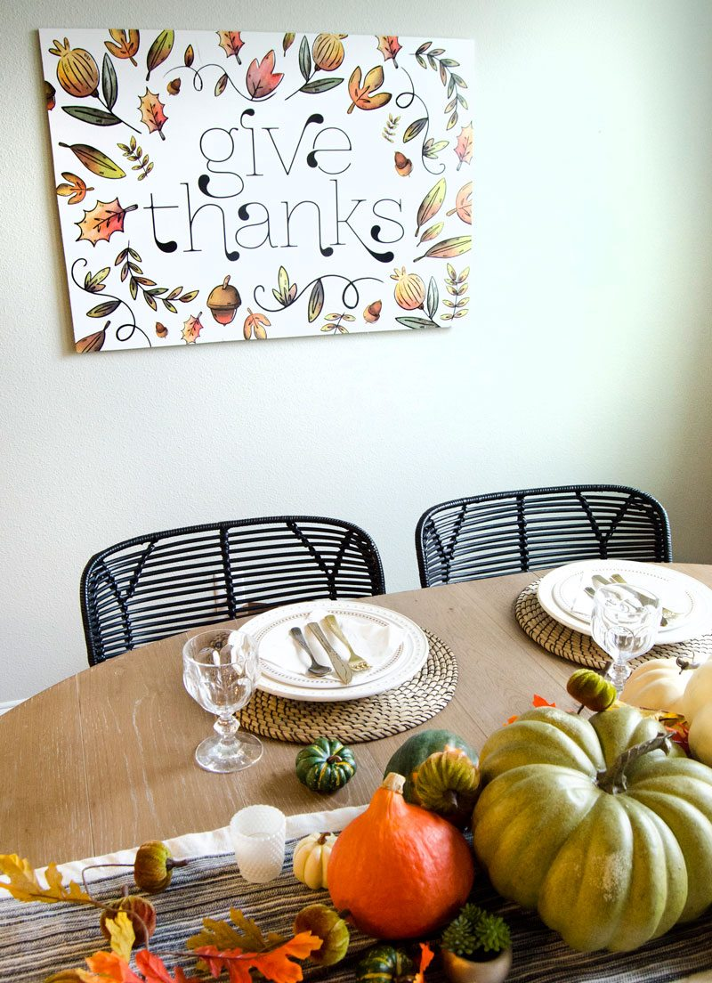 FREE Thanksgiving Backdrop by Lindi Haws of Love The Day