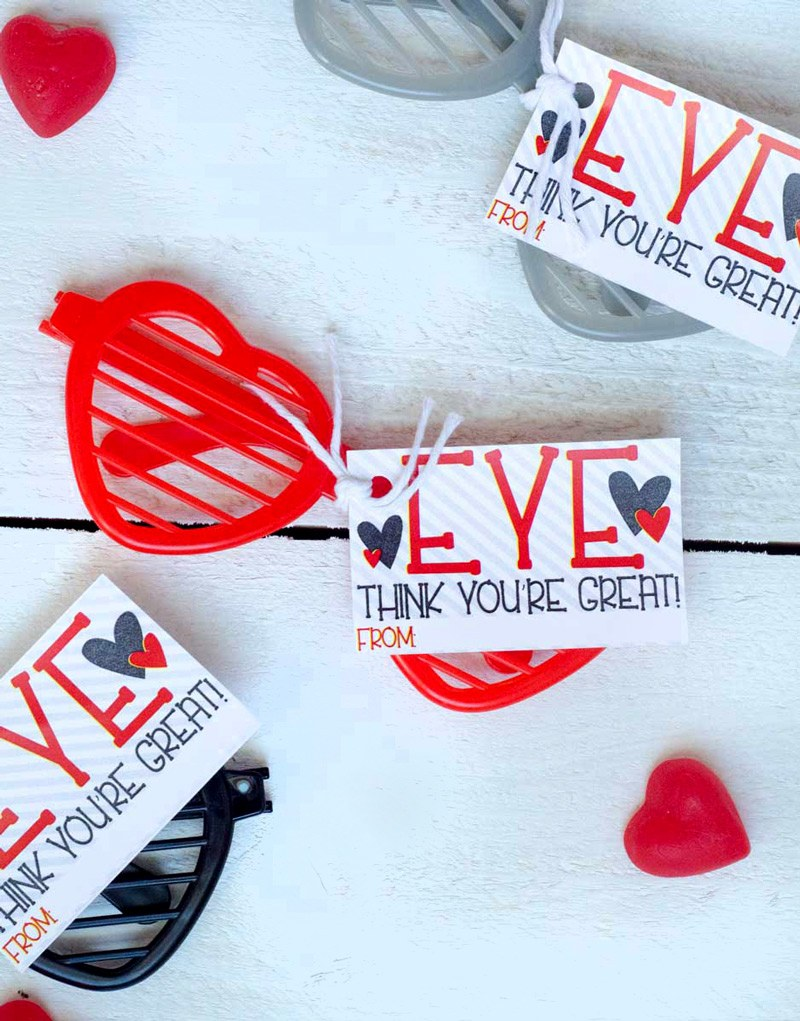 Non Mushy Valentine Ideas by Lindi Haws of Love The Day