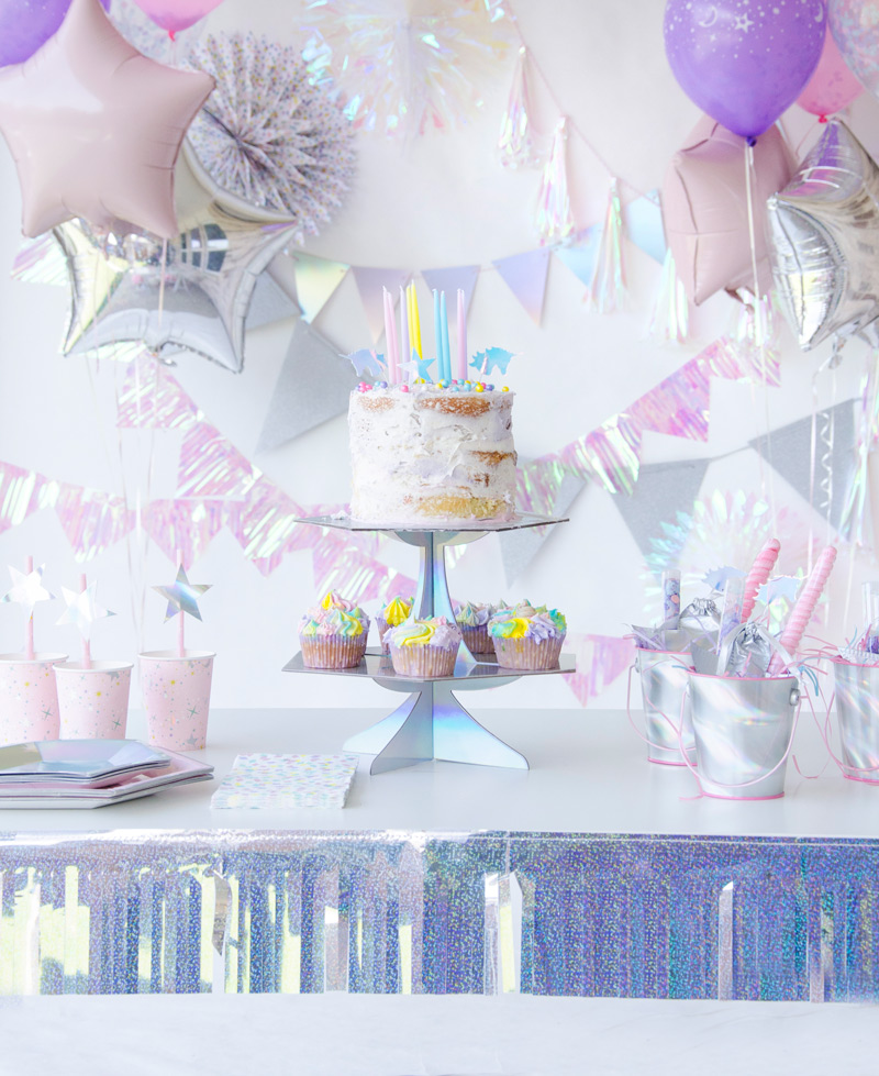 How To Create A Magical Unicorn Party by Lindi Haws of Love The Day