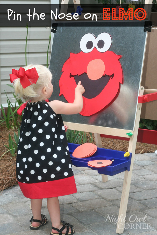 12 Sesame Street Party Ideas By Lindi Haws Of Love The Day