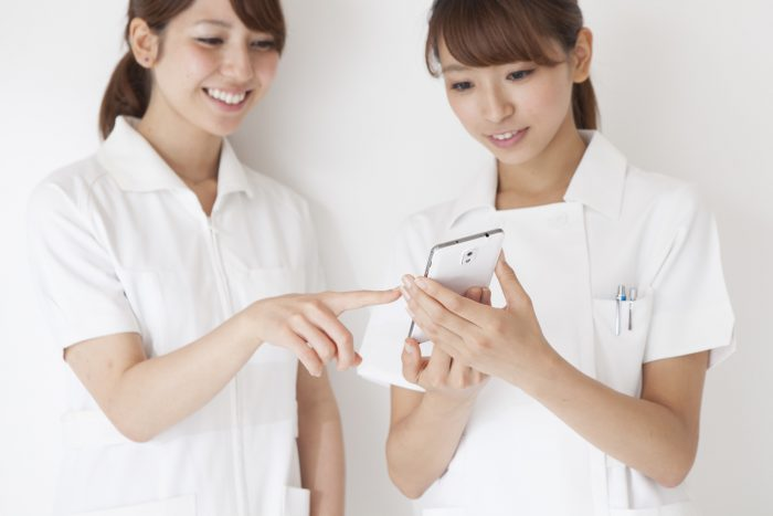 看護師マッチングアプリ