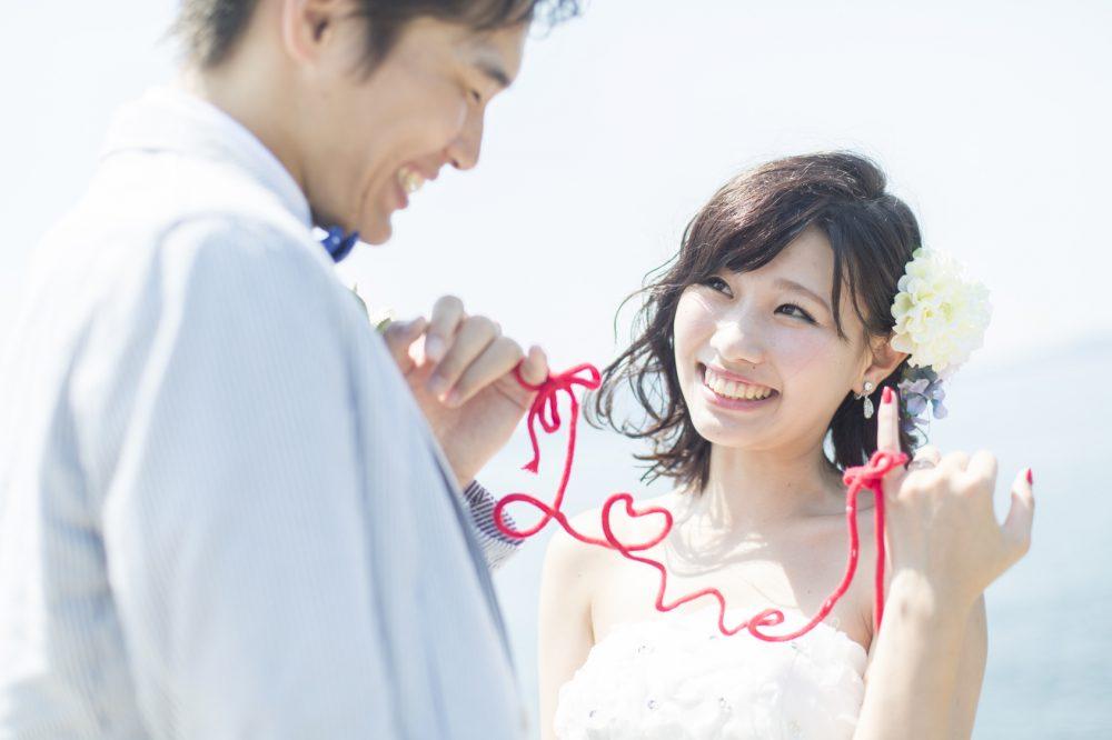 結婚を視野