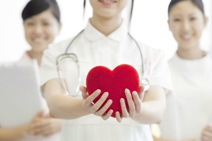 看護学生 出会い