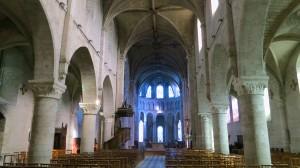 Abbatiale de Beaugency