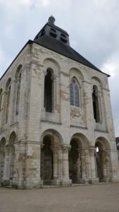 """BPF : ORLEANAIS 45/St Beno""""t sur Loire - LÕABBATIALE ROMANE"""