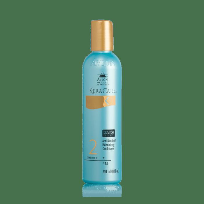 Dry & Itchy Scalp Anti-Dandruff Moisturizing Conditioner effective against dandruff, seborrheic dermatitis and seborrhea.